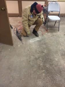 Metropets Natick Floor Renovation 5
